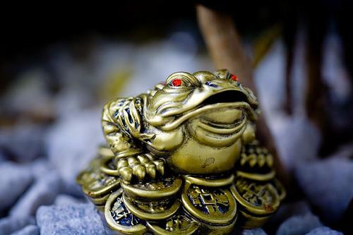 Feng shui - Rana de tres patas feng shui ...
